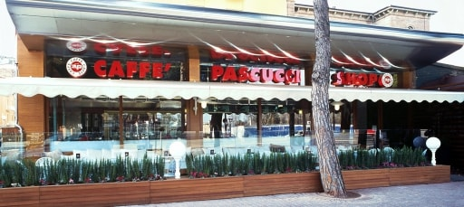 Caffè Pascucci Rimini 2000