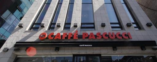 Caffè Pascucci Seoul 2013