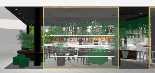 Caffe Portello Centro Globo Busnago 2017